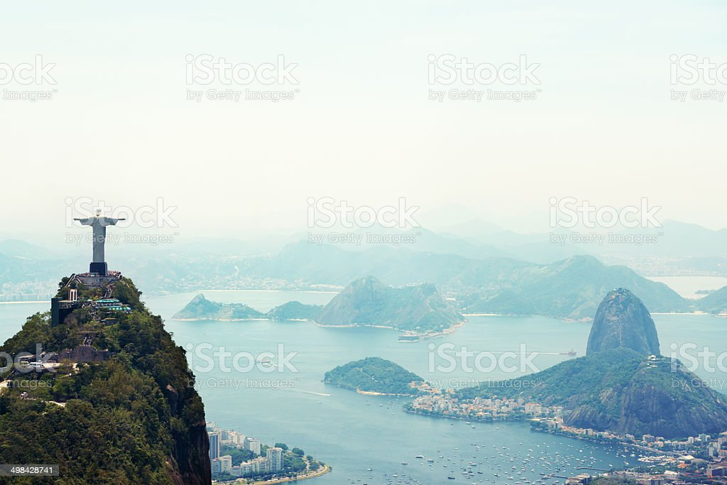 Serene beauty of a city steeped in tradition stock photo