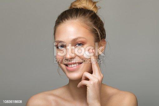 istock Serene beauty 1083618608