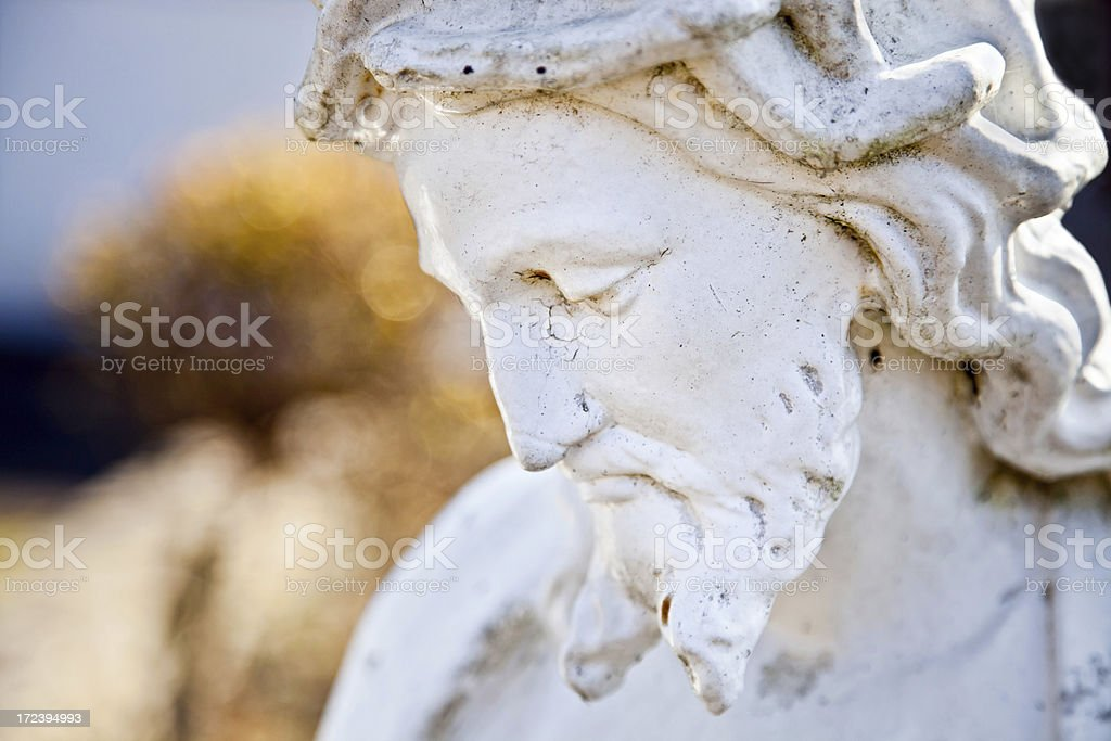 Serene Jesus royalty-free stock photo