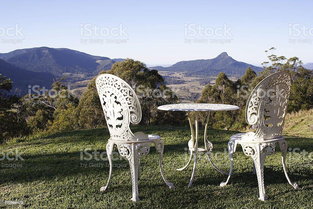 serenity now royalty-free stock photo