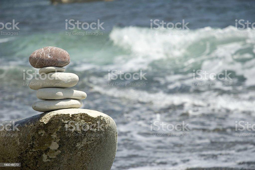 Serenity royalty-free stock photo