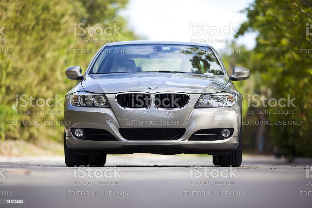 BMW 3 Series 328 stock photo