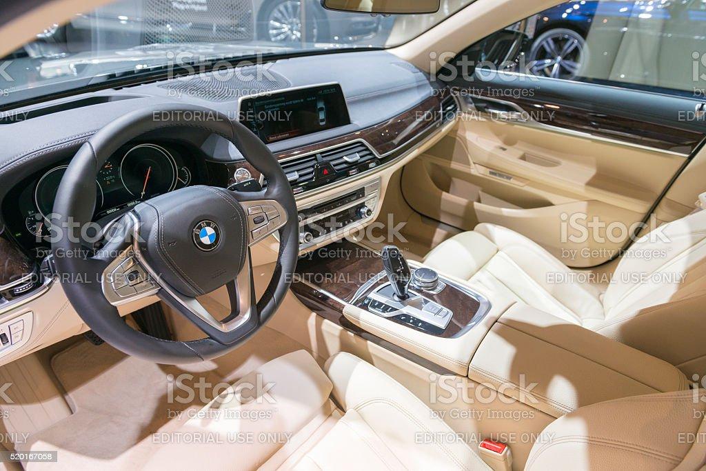 Limousine car interior for Interieur voiture de luxe