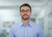 A cropped portrait of a handsome businessman standing in an officehttp://195.154.178.81/DATA/shoots/ic_783721.jpg