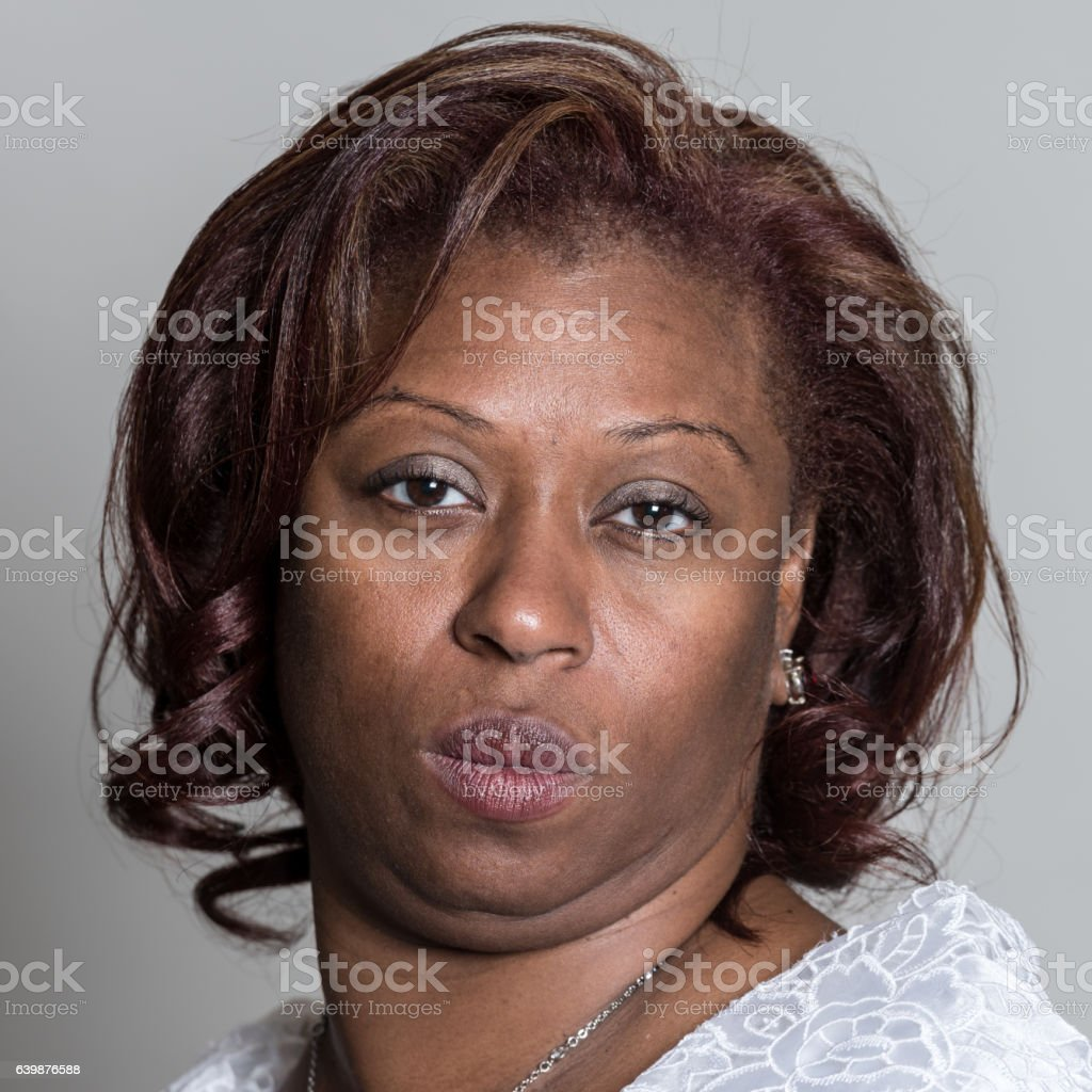 serious black mature woman stock photo & more pictures of 2017 | istock