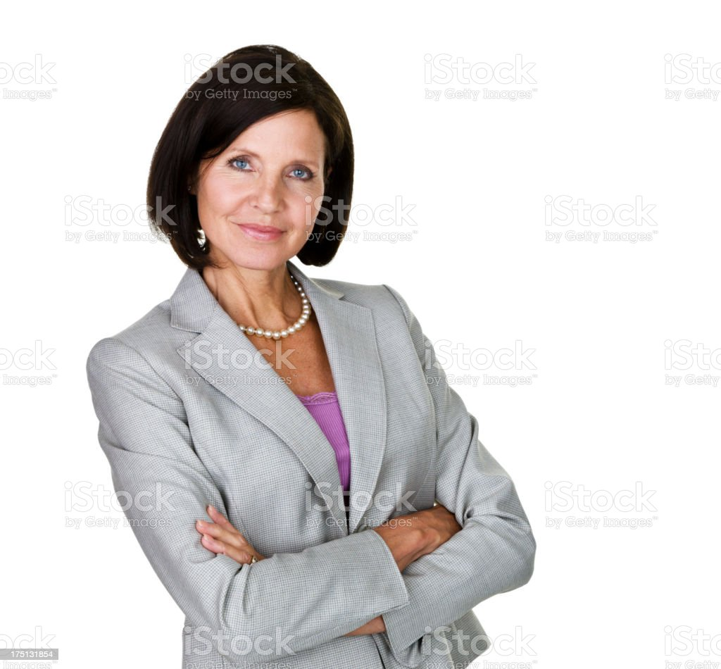 Seria Donna in carriera - foto stock