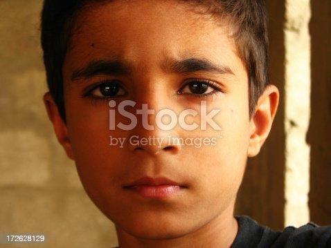 istock Serious kid 172628129