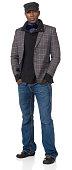 istock Serious Man Full Length Portrait 174750019