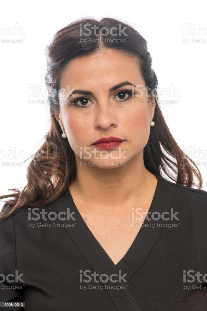Echte Ältere Frau – Foto