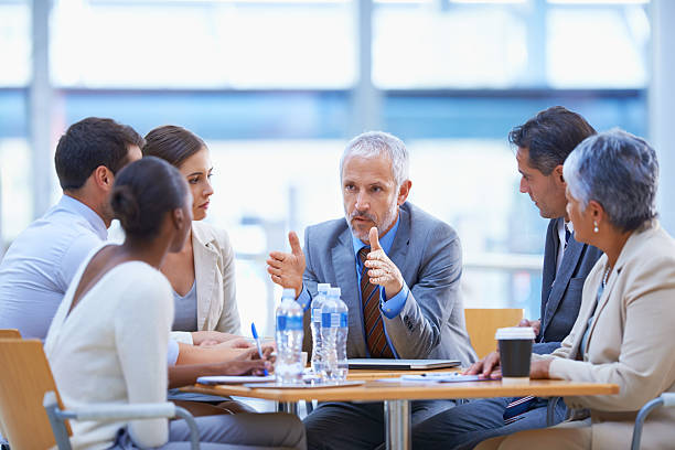 Image result for business meeting istock