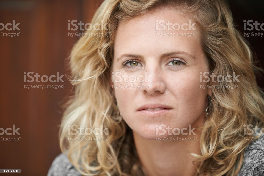 Seriously speaking though... royalty-free stock photo