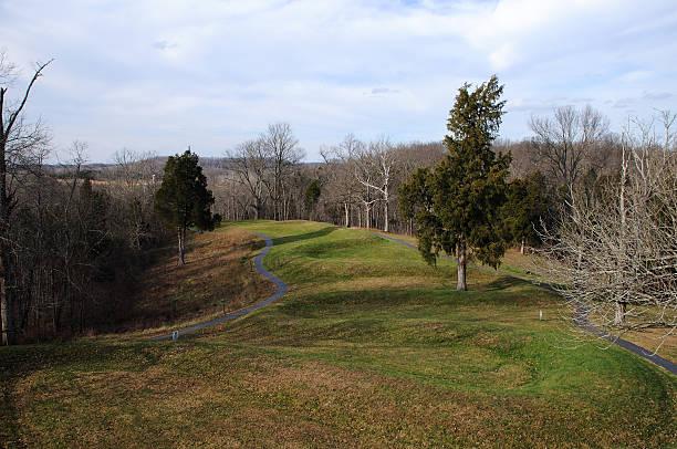 Enterrement de Serpent Mound - Photo