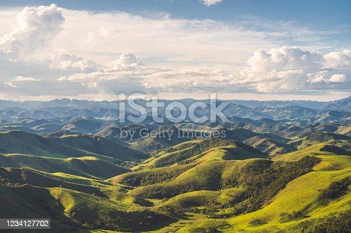 Serra, Rio De Janeiro, Valença, National Park, Brazil