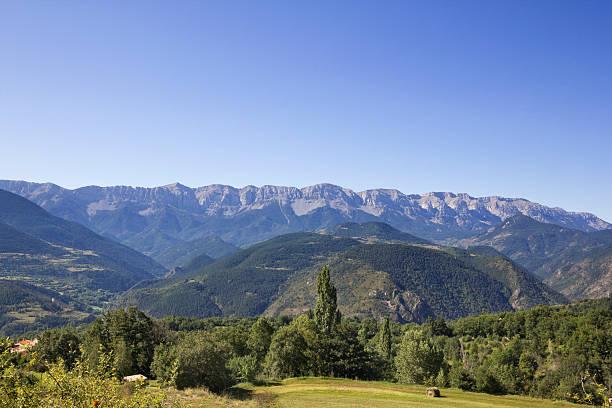 Serra del Cadí - foto de stock
