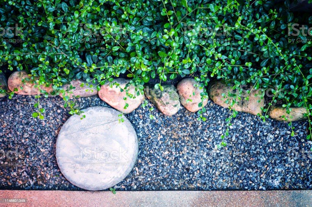 Photo libre de droit de Serreal Maison Jardin Par Petit ...