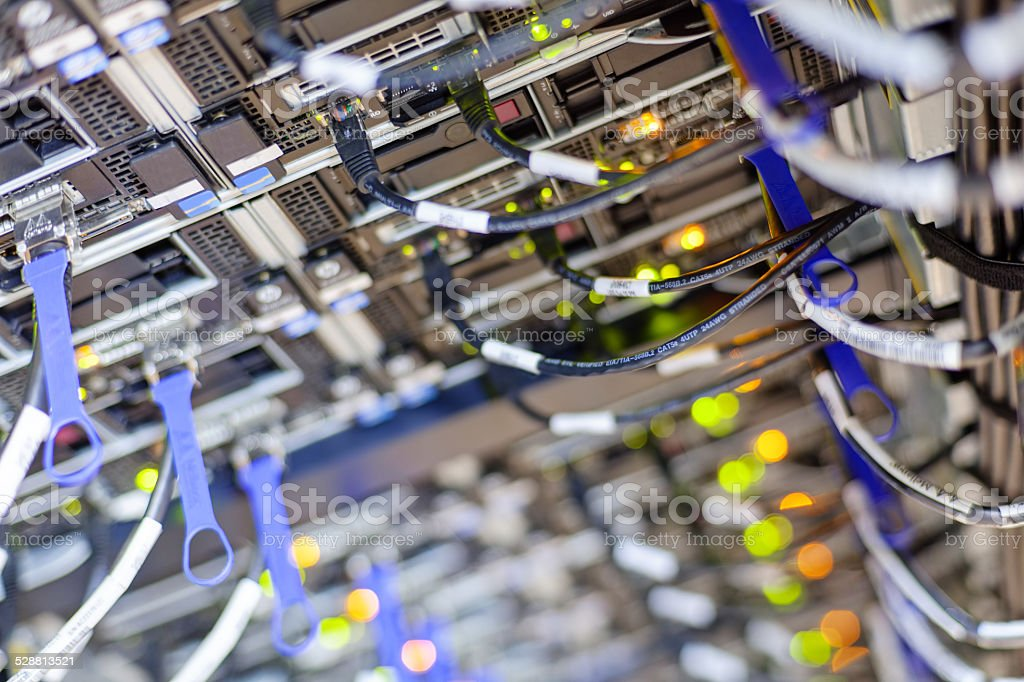 server stock photo