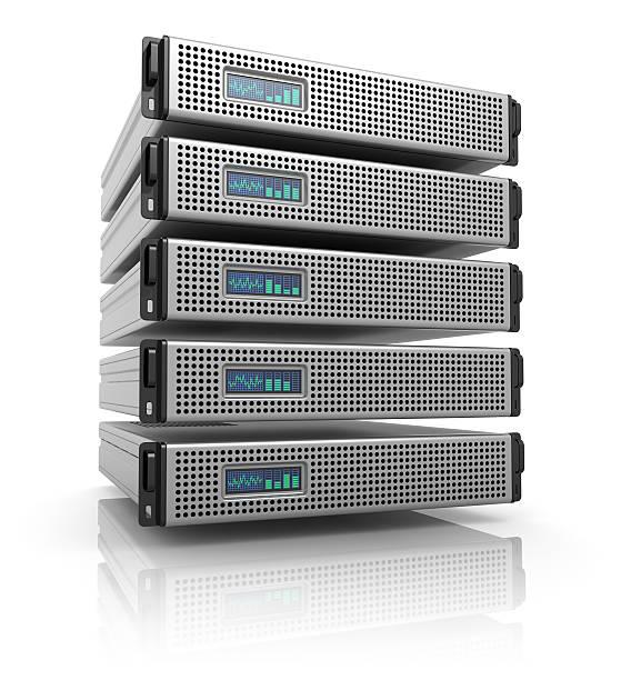 Server-racks – Foto