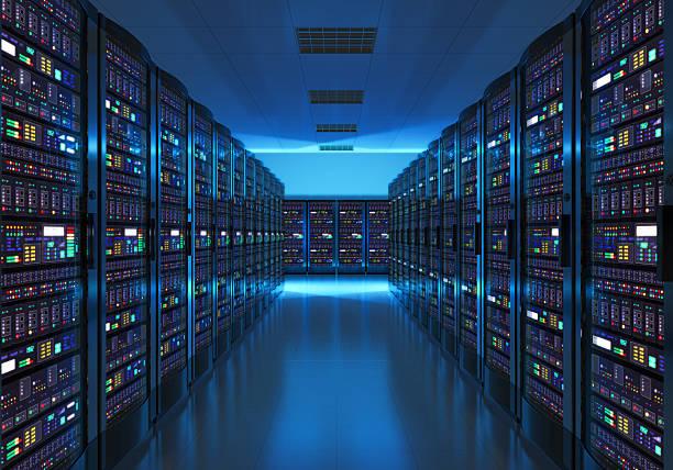 Image of server room