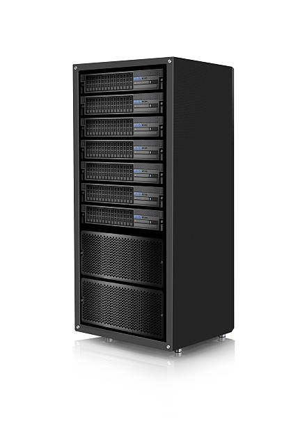 server unit - mainframe stock pictures, royalty-free photos & images