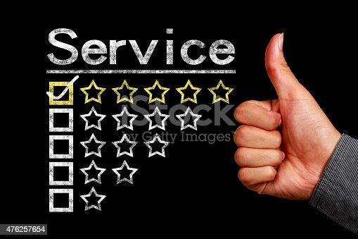 istock Service concept 476257654