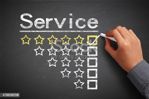 istock Service concept 476509208