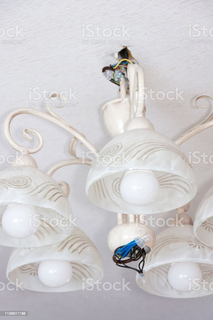 Service For Repair Installation And Removal Of Chandeliers