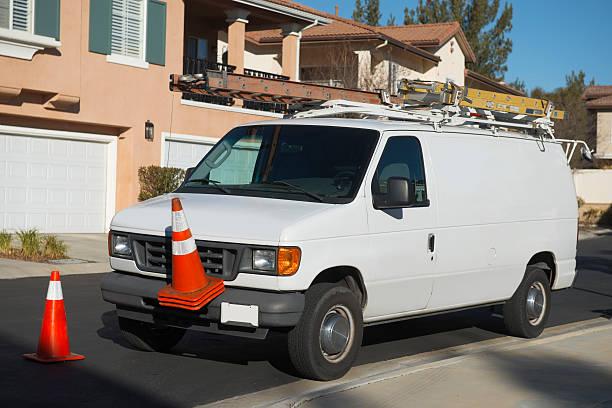 Service-Van – Foto