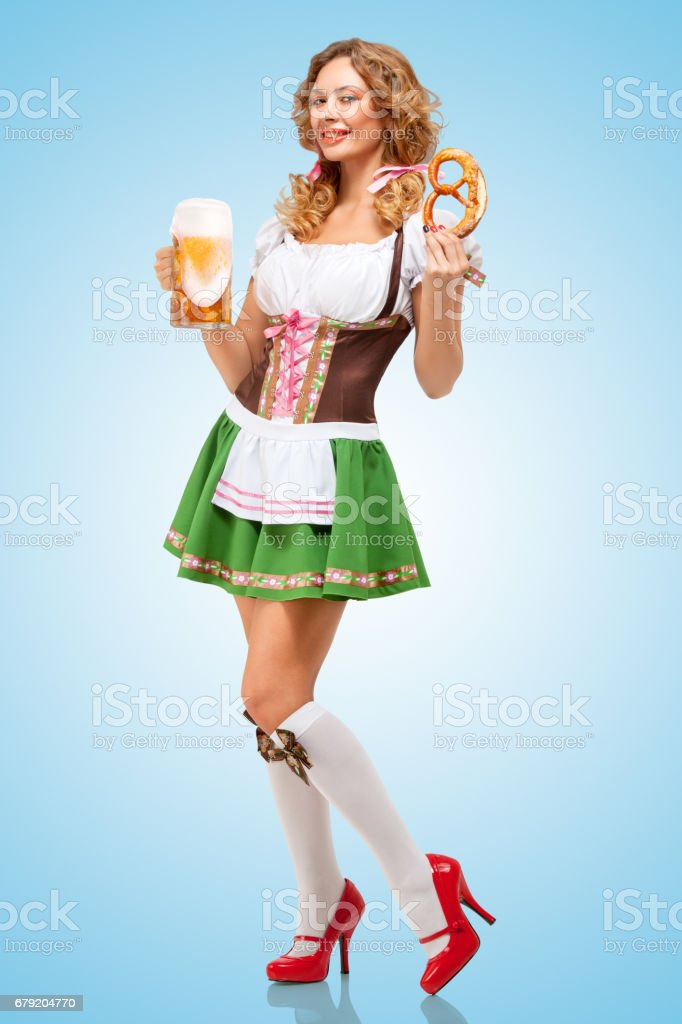 Sert de l'Oktoberfest. photo libre de droits