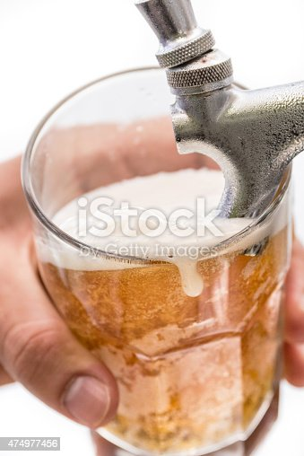 istock Serving draught beer 474977456
