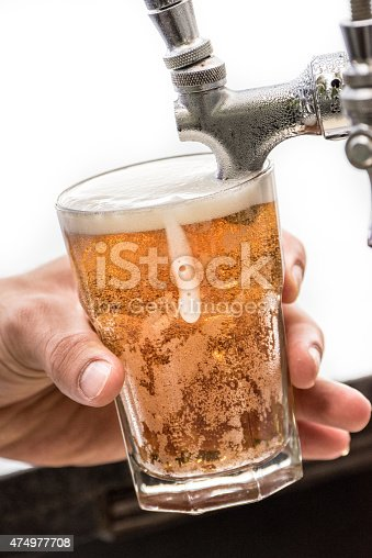 istock Serving draught beer 474977708