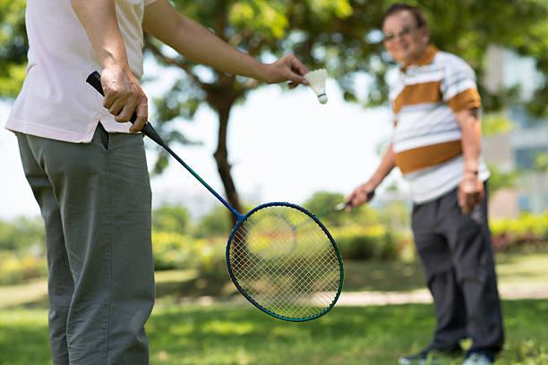 Petit Volant de badminton - Photo