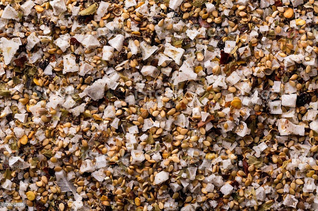 Sesame salt image backgrounds. royalty-free stock photo