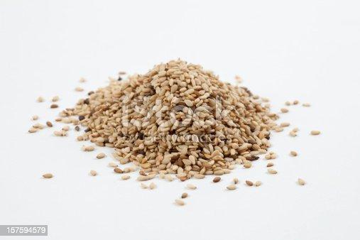 Sesame seeds stack