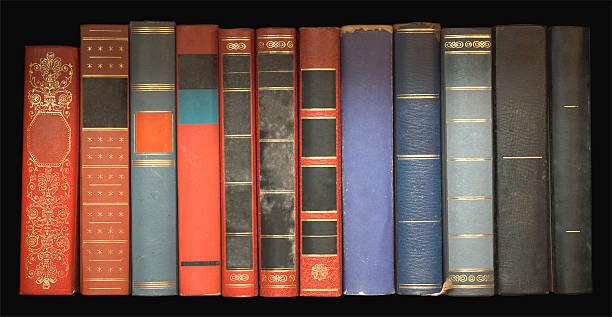 books spine antique shelf royalty resting similar istockphoto