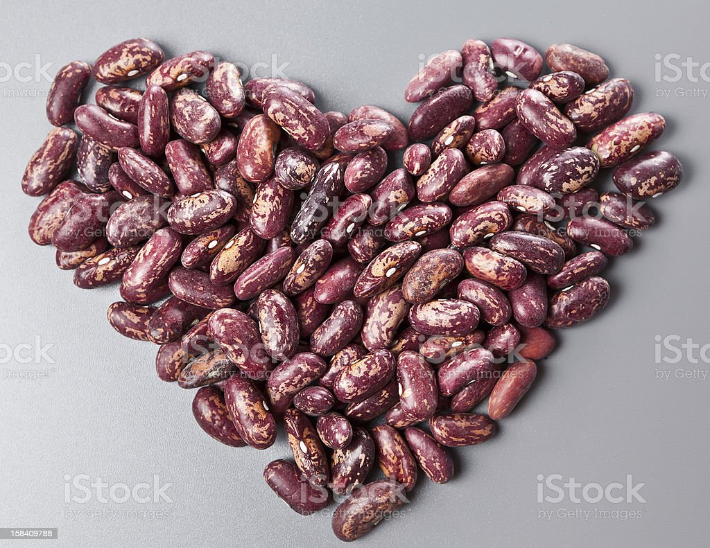 Set of beans for cooking in the kitchen royalty-free stock photo