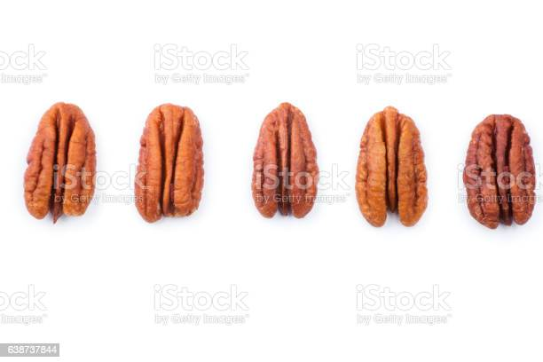 Set of brown pecans piles isolated on a white background picture id638737844?b=1&k=6&m=638737844&s=612x612&h=a5x49xftccj6  chm50yrjohdqsltpsaaap2ukyk8vi=