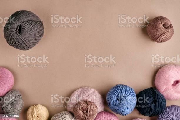 Set of colorful wool yarn on beige background top view picture id929448106?b=1&k=6&m=929448106&s=612x612&h=knnkwjemmmv7r8kilqyfki v4wbzatltpwt5wlvhhhg=