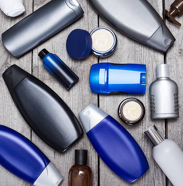 세트마다 화장품 남성용 - 향수 미용 위생 제품 뉴스 사진 이미지