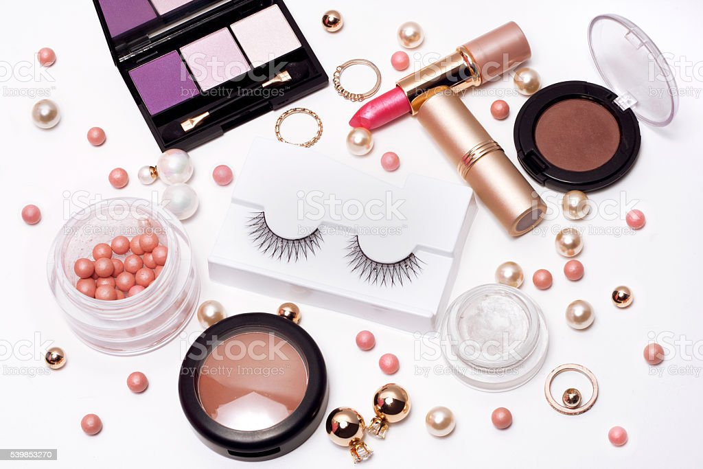 Декоративная косметика макияж