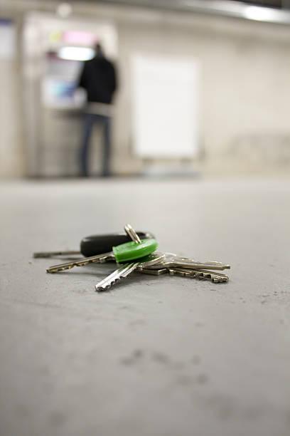 Verlorene Schlüssel – Foto