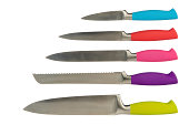 istock set of five knives for the kitchen 178530415