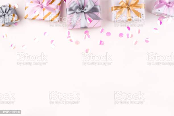 Set of gift boxes with bows and confetti on a white background picture id1205813890?b=1&k=6&m=1205813890&s=612x612&h=0 hjbcsaoe3r1twng6bo3tqyd7mhhqyr4k1kfnxqfpk=