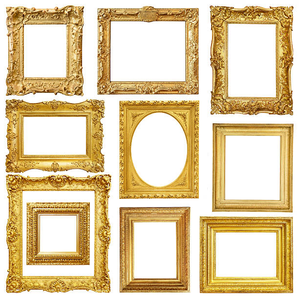 Royalty free picture frame pictures images and stock for How to make vintage frames