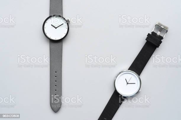 Zestaw Wielokolorowych Zegarków Na Rękę Dla Tła - zdjęcia stockowe i więcej obrazów Akcesorium osobiste