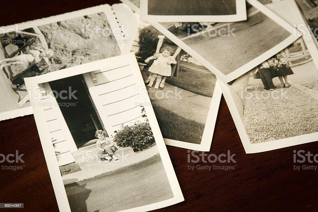 Alte Fotografien – Foto