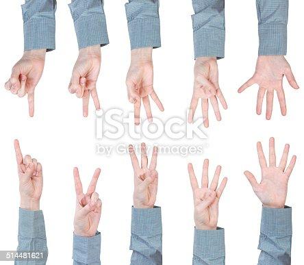 466657402istockphoto set of scoring female hands - gesture 514481621