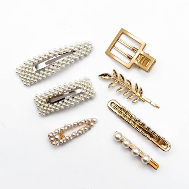 8 232 Hair Clip Stock Photos Pictures Royalty Free Images Istock