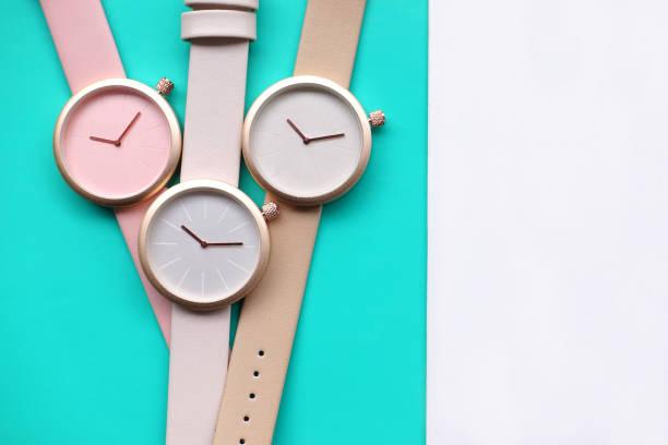 Set of wristwatches – zdjęcie