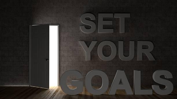 Set your Goals – Foto
