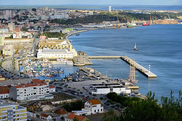 setúbalportugal_districts.kgm, portugal - setubal imagens e fotografias de stock